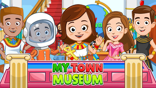 My Town : Museum - History & Science for Kids NEW  screenshots 1