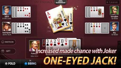 Poker Master - 7poker, High-Low, One Eyed Jack 1.9.1 screenshots 5