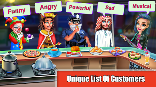 Cooking Express : Food Fever Cooking Chef Games screenshots 13