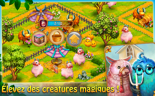 Télécharger Charm Farm - Village forestier mod apk screenshots 4