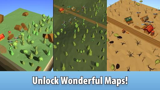 Wood Inc. - 3D Idle Lumberjack Simulator Game 1.1.3 screenshots 4