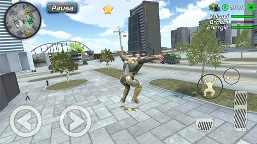 Grand Mobile Hero : Gangster Crime Legend apkdebit screenshots 4