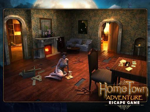 Escape game:home town adventure 29 Screenshots 10