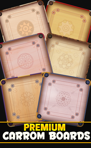 Carrom Club : A Disc Pool Carrom Board Multiplayer 10.4.1 screenshots 5