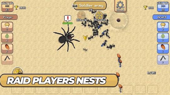 Pocket Ants: Colony Simulator 0.0606 MOD APK [INFINITE MONEY] 4