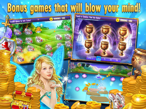 Buffalo Bonus Casino Free Slot  screenshots 16