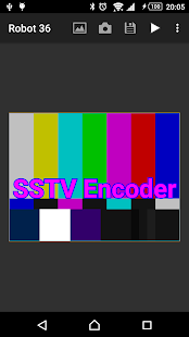 SSTV Encoder