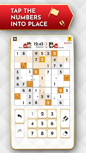 Monopoly Sudoku - Complete puzzles & own it all!  screenshots 2