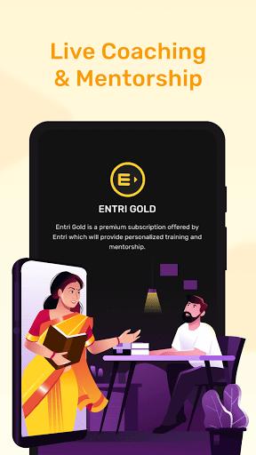 Entri: Learning App for Job Skills apktram screenshots 7
