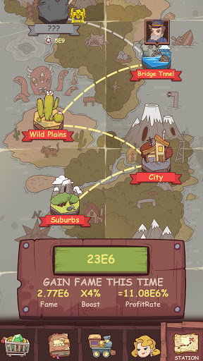 Rails Empire