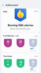 Step Tracker – Pedometer Free & Calorie Tracker 4
