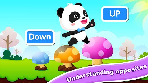 Baby Panda: Magical Opposites - Forest Adventure  screenshots 3