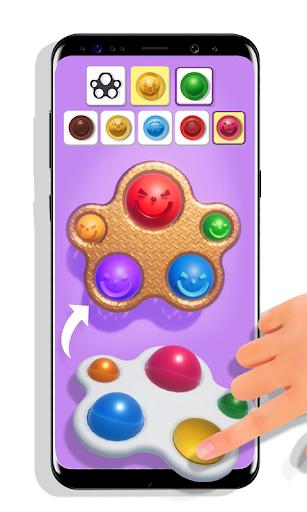 DIY Simple Dimple! Pop It Fidget Toys Set  screenshots 5