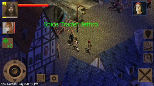 Exiled Kingdoms RPG 1.2.1124 Screenshots 15