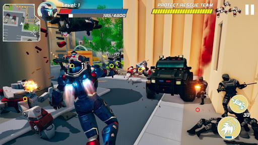 Iron Avenger - Infinite Warfare RPG  screenshots 5