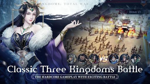 Three Kingdoms: Heroes Saga  screenshots 5