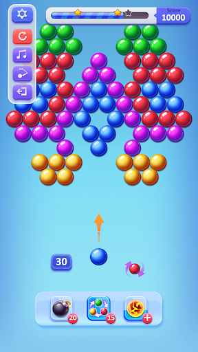 Shoot Bubble - Bubble Shooter Games & Pop Bubbles  screenshots 4