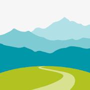 3D map with ski, hike and bike tours - GPS Navi