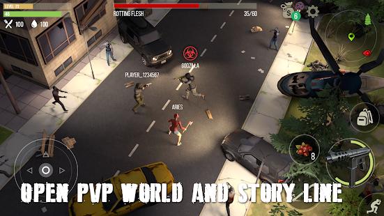 Prey Day: Survive the Zombie Apocalypse Unlimited Money