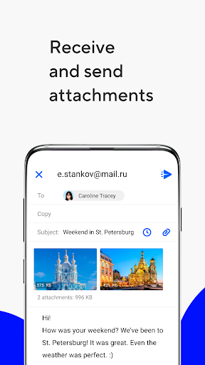 Mail.ru - Email App apktram screenshots 3