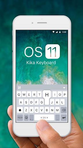 New OS11 Keyboard Theme 108.0 Screenshots 2