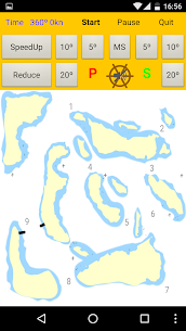 Speedboat Navigation Challenge Game Hack Android and iOS 3