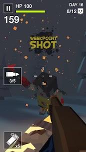 Cube Killer Zombie – FPS Survival Mod Apk 1.2.4 [Mega mod] 3