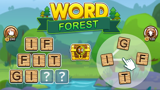 Word Forest - Free Word Games Puzzle screenshots 20
