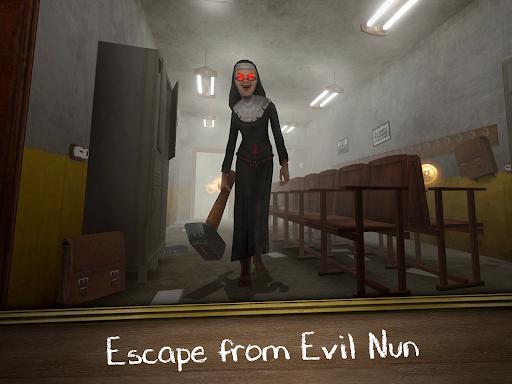 Evil Nun Maze: Endless Escape  screenshots 11