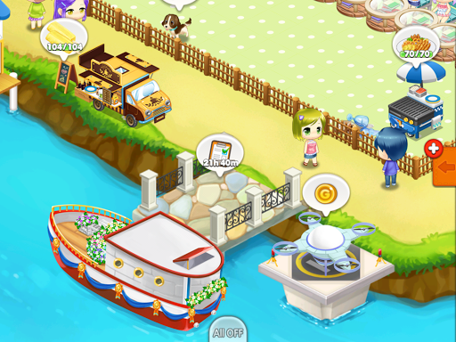 Hello Seafood 2 for Kakao 2.9.5 screenshots 17