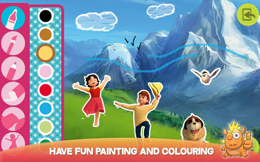 Heidi: best toddler fun games 7.0 Screenshots 22