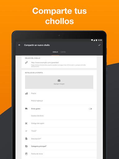 Chollometro u2013 Chollos, ofertas apktram screenshots 12