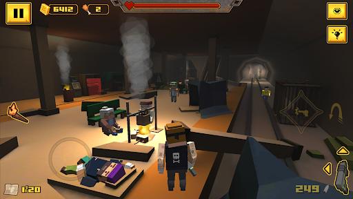 BLOCKAPOLYPSEu2122 - Zombie Shooter  screenshots 13