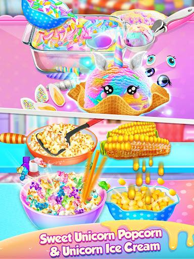 Carnival Unicorn Fair Food - The Trendy Carnival screenshots 2