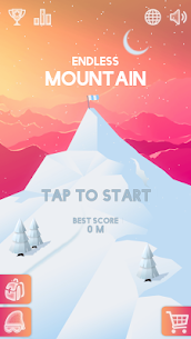 Endless Mountain: A Snowboarding Game Hack Cheats (iOS & Android) 1
