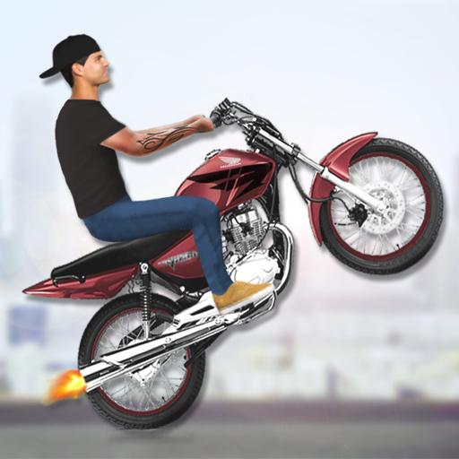 Moto Stunt Wheelie