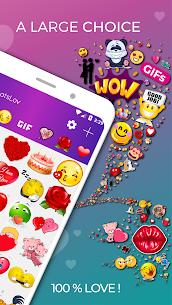 WhatsLov: Love Emojis, Stickers & WAStickerapps 7
