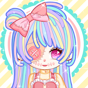 Pastel Monster Doll Dress up: Magical Pastel Doll MOD APK 1.0.4 (All Items Unlocked)