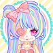 Pastel Monster Doll Dress up: Magical Pastel Doll