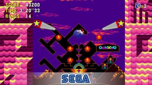 Sonic CD Classic  screenshots 2