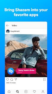 Shazam: Discover songs