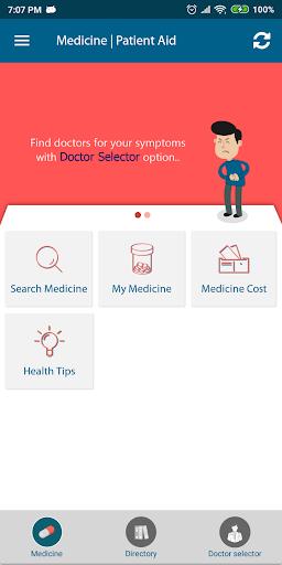 Patient Aid : Bangla Medicine Info 1.10.9 Screenshots 8