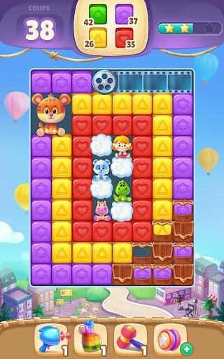 Télécharger Cube Rush Adventure apk mod screenshots 2