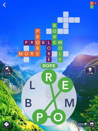 Words of Wonders: Crossword to Connect Vocabulary Apkfinish screenshots 20