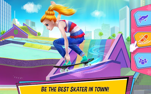 City Skater - Rule the Skate Park! 1.0.9 screenshots 1
