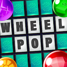 Bubble Pop: Wheel of Fortune! Puzzle Word Shooter Download on Windows