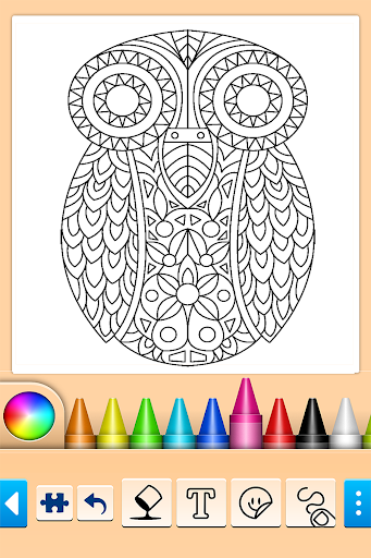 Girls games: Painting and coloring  screenshots 3