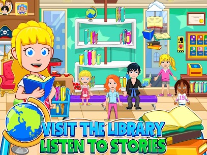 My City: After School APK 2.5.1 (Full/Paid) Download 7