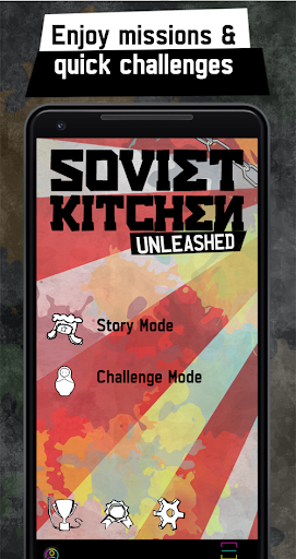 Soviet Kitchen Unleashed - App for the card game 3.0.2 screenshots 1