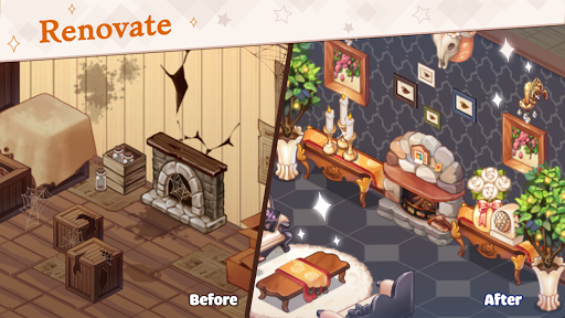 Kawaii Mansion: Cute Hidden Object Game 0.1.8 screenshots 1